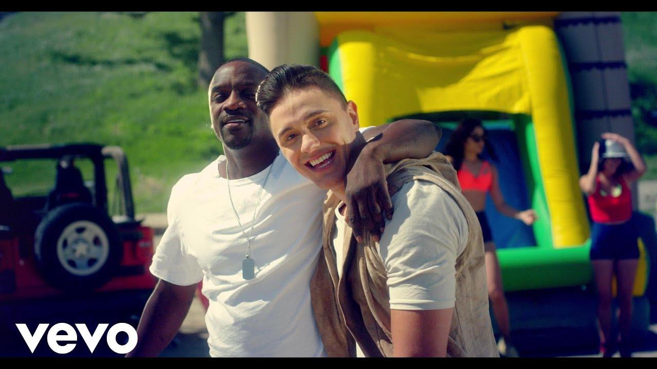 Joey Montana - Picky (Remix) ft. Akon, Mohombi