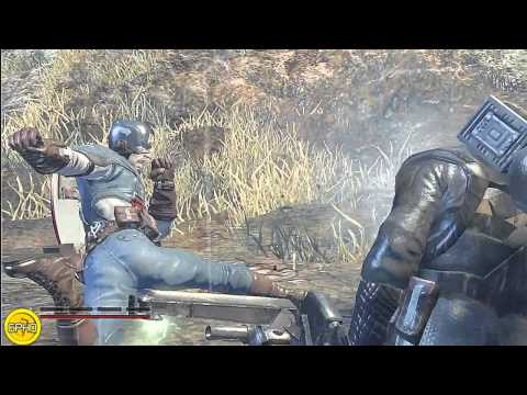 Captain America: Super Soldier Playthrough (part 1)