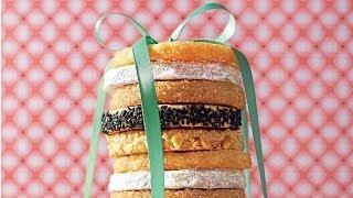 Make-ahead Cane Syrup Slice 'n' Bake Cookies | Christmas Cookies