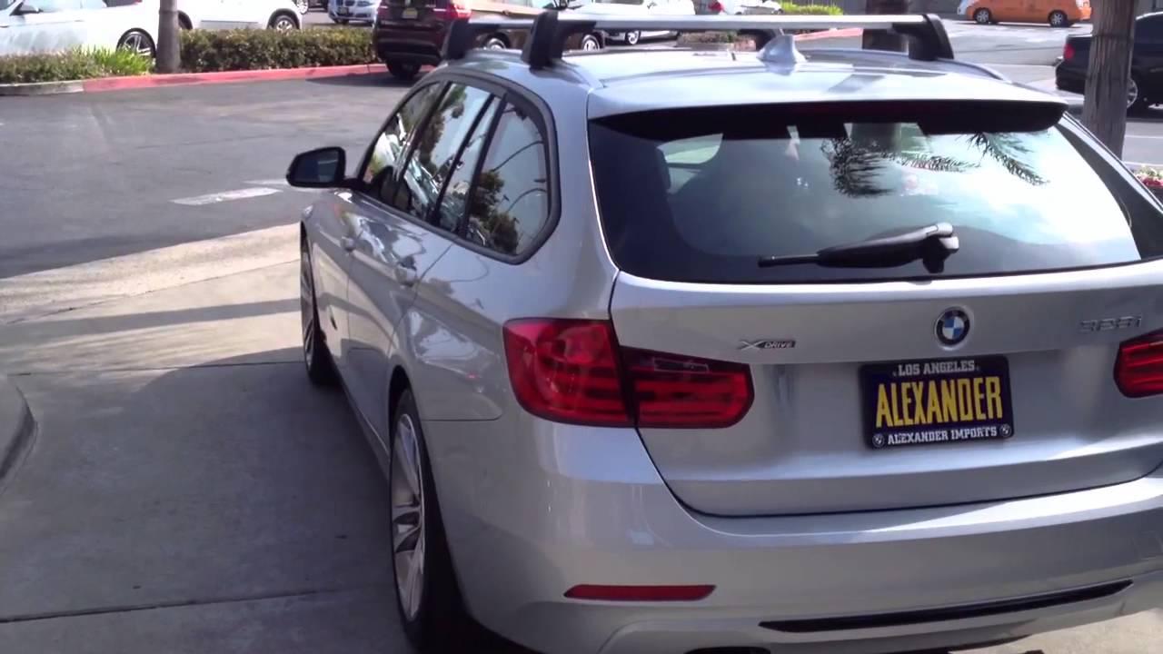 BMW I XDrive Sports Wagon Sport Line YouTube - 2014 bmw 328i sport wagon