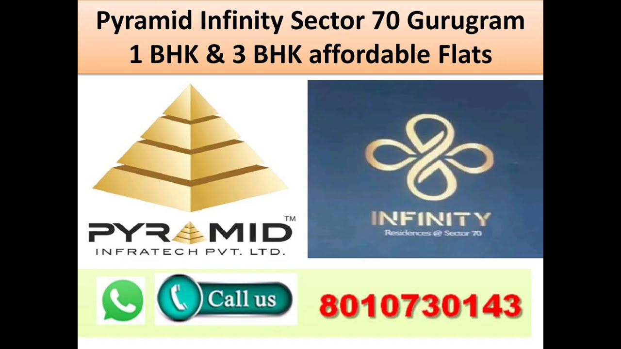 Pyramid Infinity sector 70 Draw Result Date has been Announced By DTCP Haryana. Draw Date is 18th March 2021, Thursday. 01:00 pm Onwards. Draw Venue - The Palms Town & Country Club, Sushant Lok Phase I, Sector 43, Gurugram, Haryana 122001
