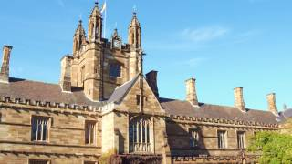 This is the University of Sydney thumbnail