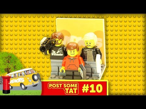 Post Some Tat #10 - WE'VE BEEN LEGO-ED