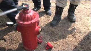 Fire Hydrant Inspection