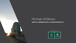 Africa Now: Grafic Designer in Ethiopia - Michael Shiferaw