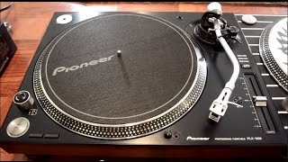 Pioneer PLX-1000 DJ Turntable Review & Super-OEM Comparison Video