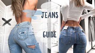 Полный гид по джинсам : как выбрать? где купить?