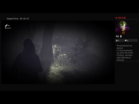 Live Friday the 13th broadcast