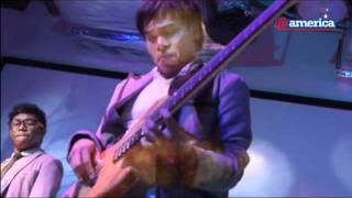 Barry Likumahuwa Project live at @america center Part 6
