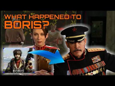 Theory: Krukov is Boris / Krukov is YOU! | Red Alert 3 |