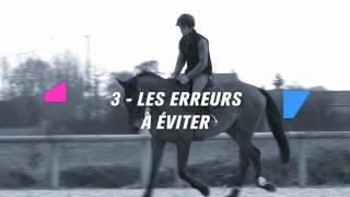Le bon équilibre à cheval à l'obstacle - Equidia Life