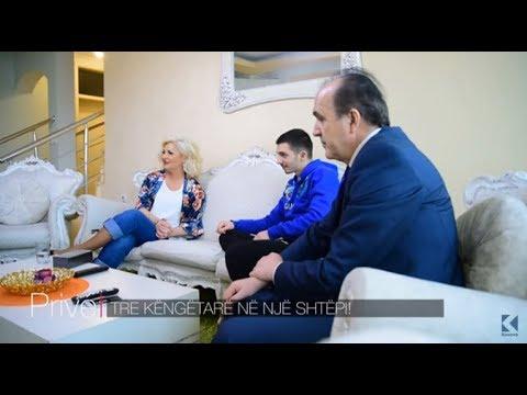 Mihrija, Naimi dhe Platori: Tre këngëtarë në një shtëpi!