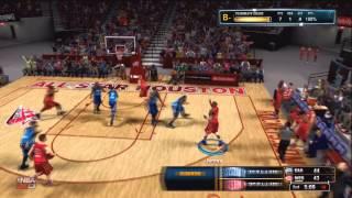 NBA 2K13 MyCAREER-NBA All Star Weekend: 2013 NBA All Star Game