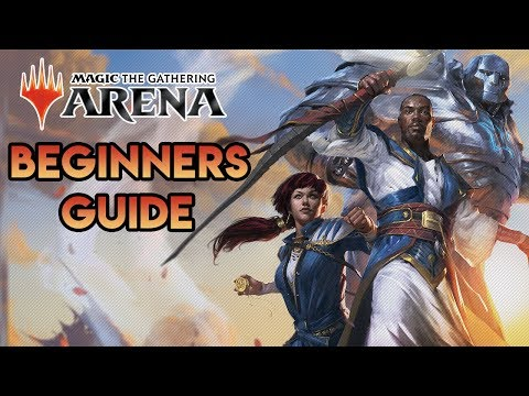 Beginners Guide To Magic The Gathering Arena