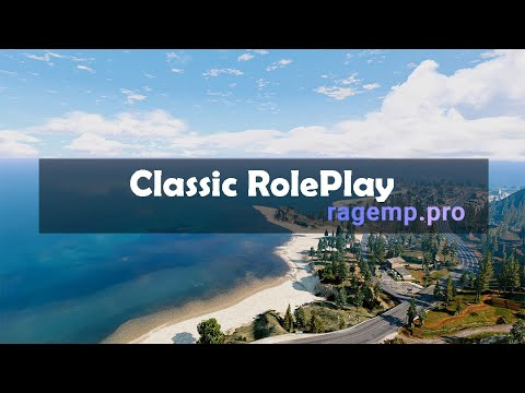 Установка готовой сборки Classic RolePlay для RAGE:MP   RAGEMP.PRO