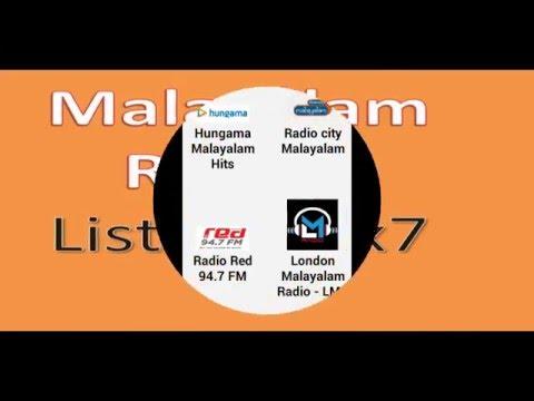 Malayalam Fm Radios - Free Android app