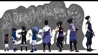 Naruto: Uchiha Sasuke's Evolution - All Forms