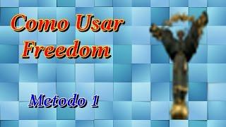 Como descargar y usar FREEDOM [APK] [ROOT] [METODO 1]
