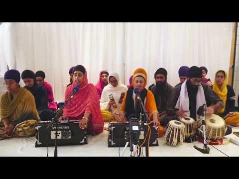 Bibi Satnam Kaur Ji UK  07232017  Experience Sikhi Samagam