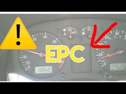 Que significa eps en el tablero de un auto