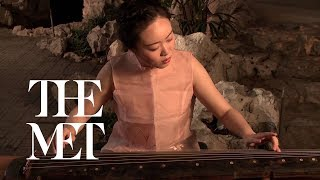 """Guqin: """"Ode to Autumn Wind,"""" performed by Jiaoyue Lyu"""