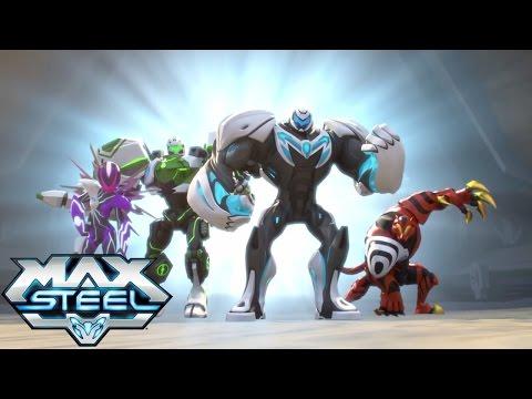 Max Steel: Equipe Turbo - Parte 13