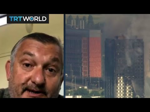 London Fire: Interview with Fire safety consultant Phil Barry
