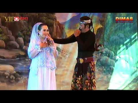 BARENG BARENG JANJI | Raden Kosim Feat Ella Nano Riyanto Tembang Dwi warna 2017