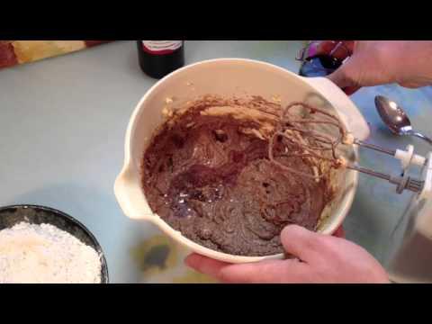 Wie Kann Ich Rotweinkuchen Machen Rotweinkuchen Zubereiten Rezept