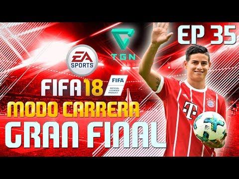 FIFA18 | Modo Carrera Manager | Bayern Munich | LLEGO EL FIN | Ep 35