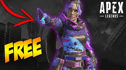 NEW FREE WRAITH SKIN IN APEX LEGENDS | TWITCH PRIME