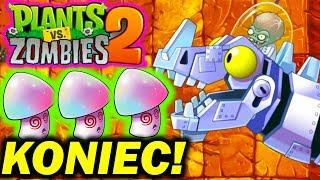 KONIEC KONIEC!!!! UKOŃCZYŁEM TĘ GIERKĘ   PLANTS VS ZOMBIES 2 #117 #admiros