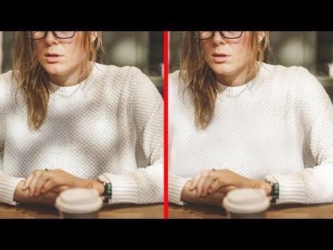 Как убрать тень в Photoshop и подправить ошибки фотографа [Ленивый Мизантроп]
