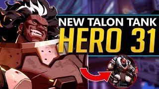 Overwatch NEW HERO 31 Teaser - Talon Tank Mauga
