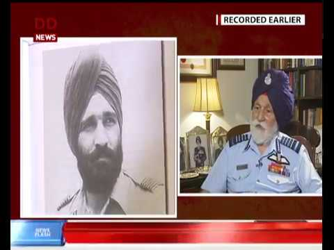 The last interview of Arjan Singh, Marshal of the Air Force
