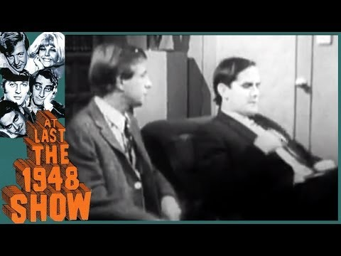 At Last The 1948 Show: The Psychiatrist - Ep.1