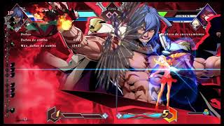 BLAZBLUE CROSS TAG BATTLE_20181114121948