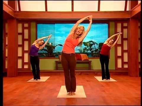 1. Йога для похудения. Страна Стройных рекомендует
