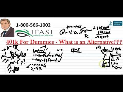 401k-for-dummies---what-is-a-4o1k?