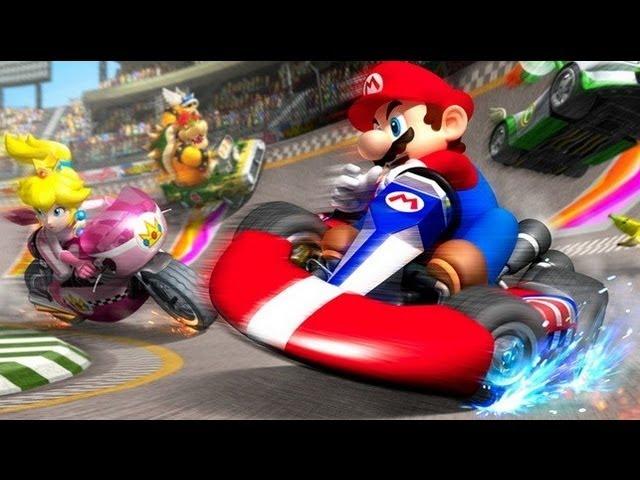 Mario Kart 8 - Wii U - E3 2013 Trailer