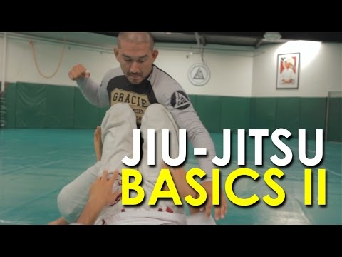 Intro to Brazilian Jiu Jitsu: Part 3 -- The Basics II