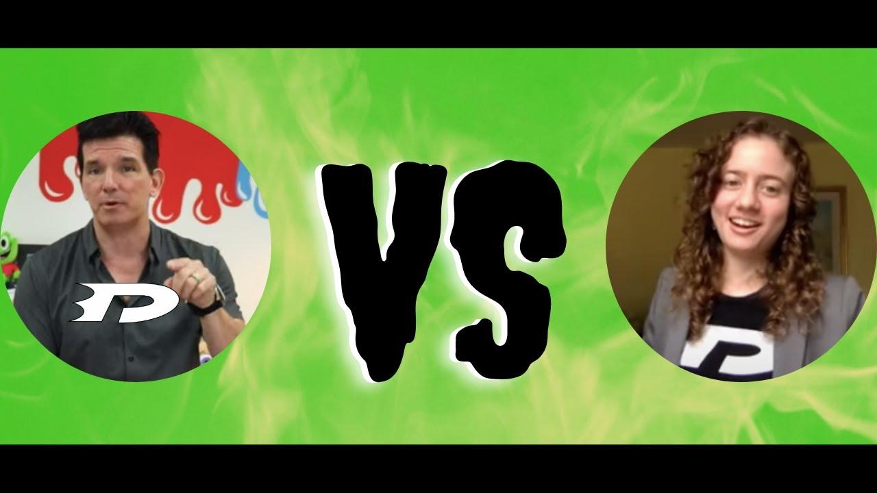 Danny Phantom Show Creator vs. #1 Fan FACE-OFF! | Butch Hartman