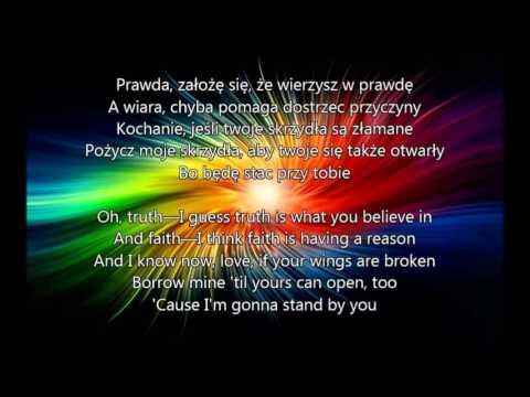 Rachel Platten - Stand By You (POLISH TRANSLATE) Tłumaczenie PL + Lyrics