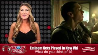 Eminem  'Space Bound' Music Video Features Porn Star Sasha Grey