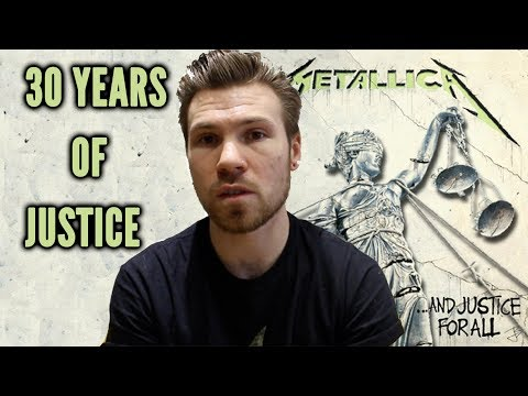 "METALLICA's ""...And Justice For All"" Turns 30 Years Old! 