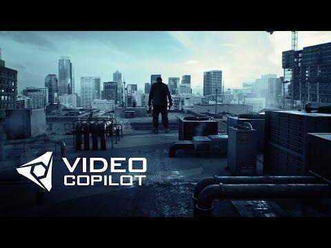 Video Copilot Show:  SUPERHERO LANDING!