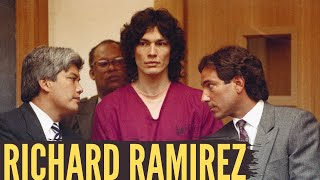 The Strange Land Podcast: Ep.11 Richard Ramirez The Night Stalker