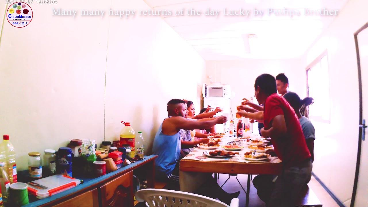 lucky Rais birthday Memory at ferrel
