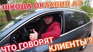 Шкода Октавия А7- продана! Пригон авто: отзыв покупателя!