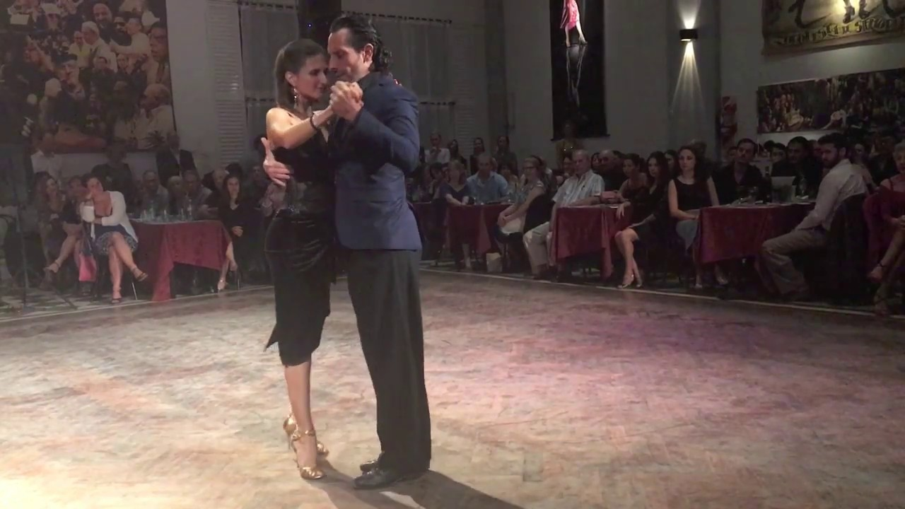 Tango dance salon canning 2017 damian rosenthal vanessa for A puro tango salon canning